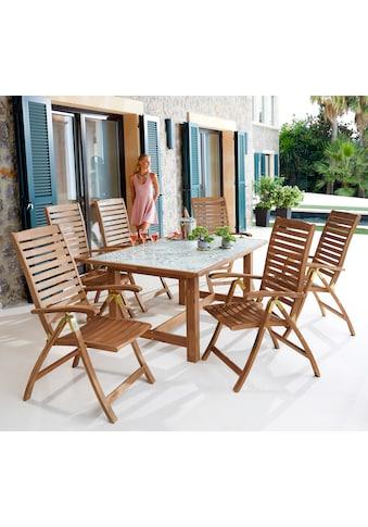 MERXX Gartenmöbelset »Torino« kaufen