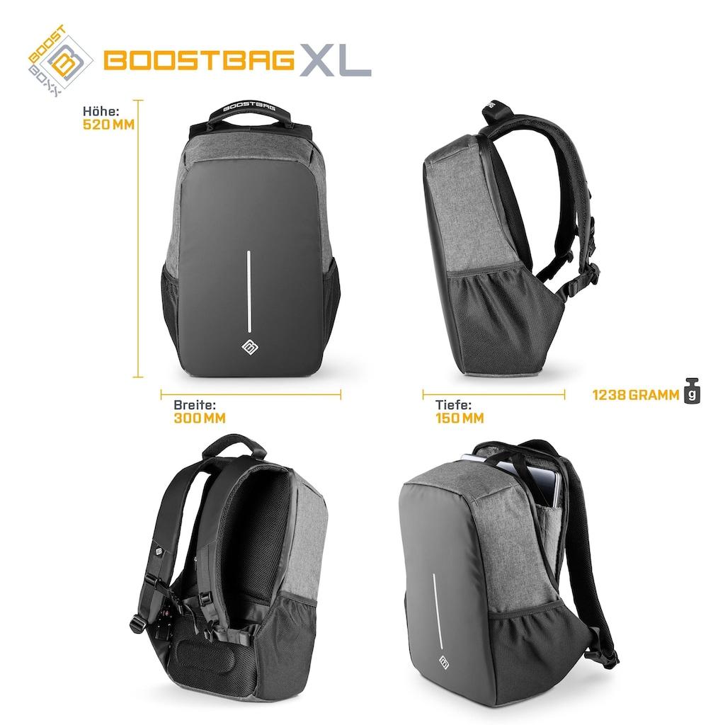 BoostBoxx Laptoprucksack »Boostbag Anti Theft«