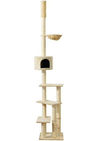 kratzbaum deckenspanner kitty auf rechnung bestellen. Black Bedroom Furniture Sets. Home Design Ideas