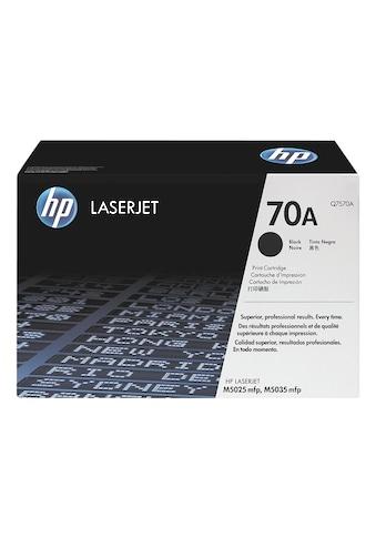 HP Druckkassette HP 70A »HP Q7570A« kaufen