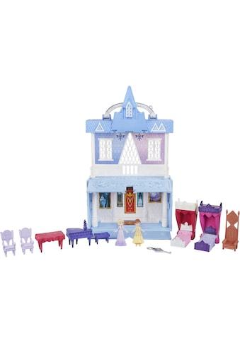 """Hasbro Puppenhaus """"Disney Eiskönigin  -  Pop - Up Abenteuer Schloss von Arendelle Spielset"""" kaufen"""