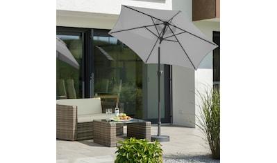 Schneider Schirme Sonnenschirm »Bilbao«, abknickbar, ohne Schirmständer kaufen