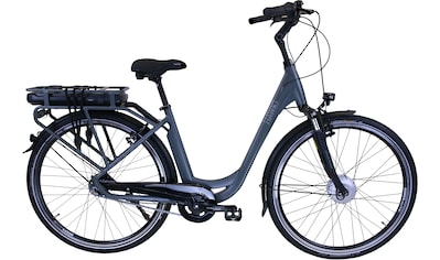 HAWK Bikes E - Bike »HAWK eCity Wave BAFANG«, 7 Gang Shimano Nexus 7G Schaltwerk, Frontmotor 250 W kaufen