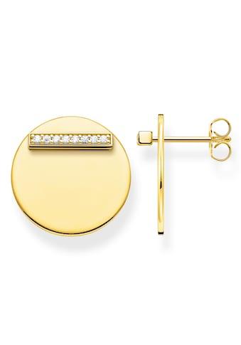 THOMAS SABO Paar Ohrstecker »Together Coin gold, H2096 - 414 - 14« kaufen