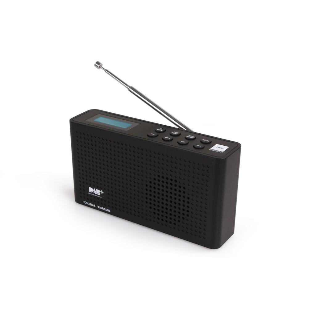Opticum Red Radio »TON-3 DAB plus«