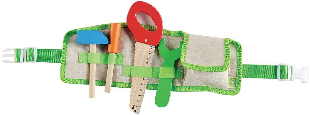 EverEarth® Holzspielzeug, »Werkzeuggürtel« | Accessoires > Gürtel > Sonstige Gürtel | Mehrfarbig | Ab | EVEREARTH