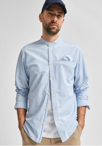 SELECTED HOMME Langarmhemd »TEXAS SHIRT« kaufen