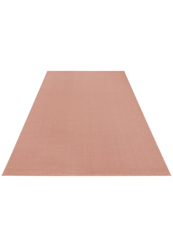 ELLE DECORATION Teppich »Alagnon«, rechteckig, 6 mm Höhe, Viskose, Wohnzimmer kaufen