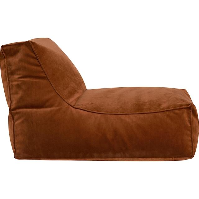 Sitting Point Sitzsack »Rock VELUTO« (1 Stück)
