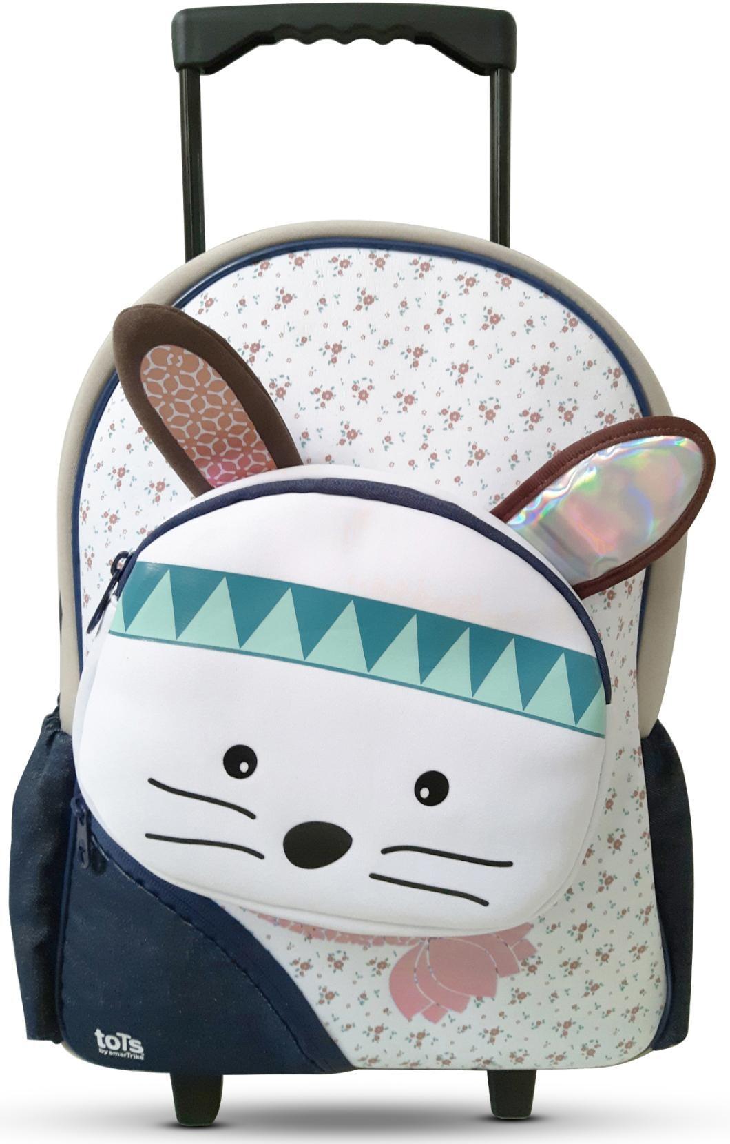 smarTrike® Kinderkoffer ´´Trolley Hase´´, 2 Rollen | Taschen > Koffer & Trolleys > Trolleys | Bunt | smarTrike®