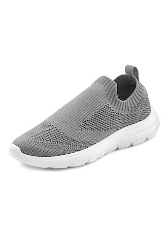 LASCANA Sneaker, Slip-In ultraleicht und bequem zum Reinschlüpfen kaufen