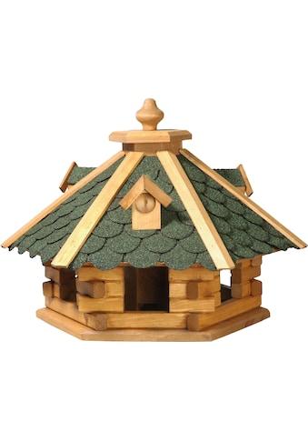 dobar Vogelhaus »Rustikal XL«, BxTxH: 51x45x37 cm kaufen