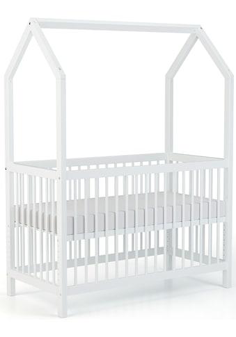 Geuther Babybett »Cozy-Do«, 4-in-1 Bett; Made in Germany; Beistellbett, Kinderbett,... kaufen