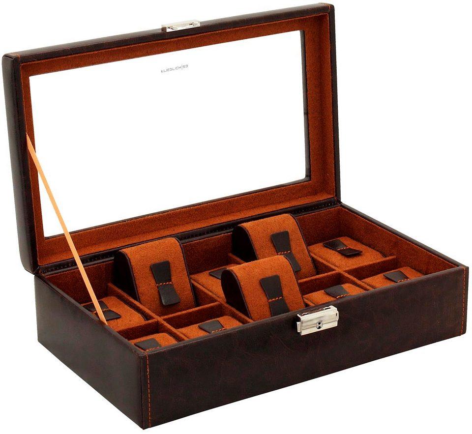 Friedrich23 Uhrenkasten »Bond, 20084-3« | Uhren > Uhrenboxen | FRIEDRICH23