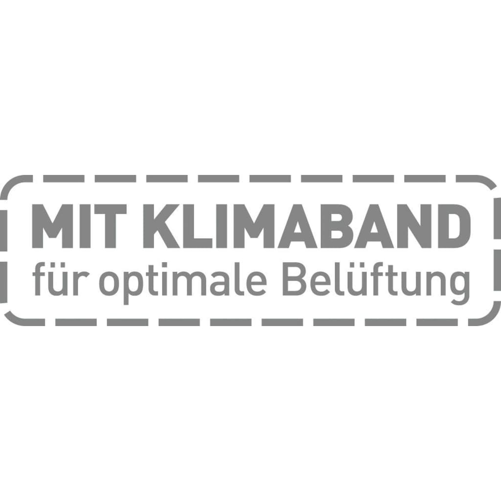 fan Schlafkomfort Exklusiv Taschenfederkernmatratze »ProVita First Class T«, 24 cm cm hoch, 1034 Federn, (1 St.), Bestseller-Matratze, Made in Germany