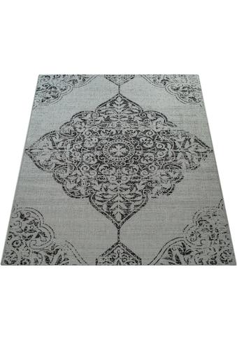 Teppich, »Coco 202«, Paco Home, rechteckig, Höhe 11 mm, maschinell gewebt kaufen
