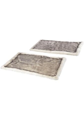 Bettumrandung »Superior« MINT RUGS, Höhe 45 mm (2 - tlg.) kaufen