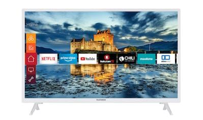 "Telefunken LED-Fernseher »XH32J511-W«, 80 cm/32 "", HD-ready, Smart-TV kaufen"