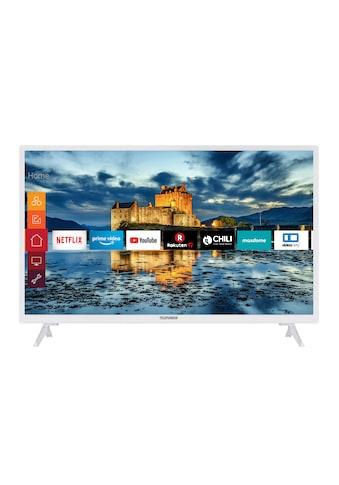 Telefunken XH32J511 - W LED - Fernseher (80 cm / (32 Zoll), HD ready, Smart - TV kaufen