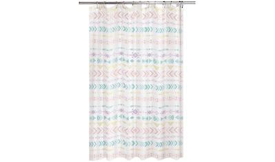 SEE∙MANN∙GARN Duschvorhang »Lotta« Breite 180 cm kaufen