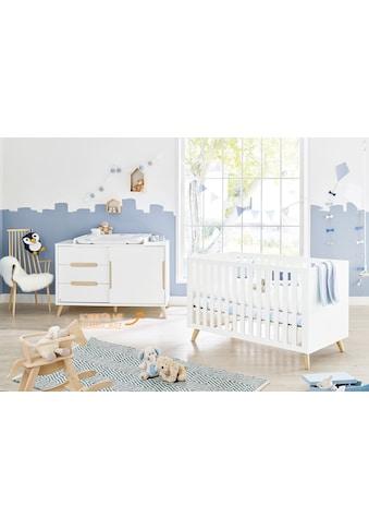 Pinolino® Babymöbel-Set »Move«, (Spar-Set, 2 tlg.), extrabreit; Made in Europe kaufen