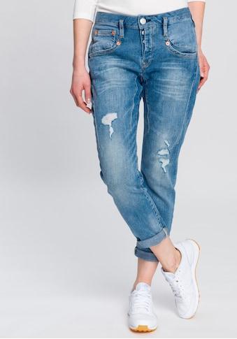 Herrlicher 7/8-Jeans »SHYRA CROPPED«, High Waisted kaufen