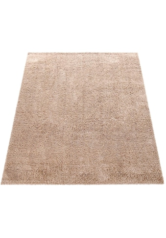 Hochflor - Teppich, »Avantgarde 550«, Paco Home, rechteckig, Höhe 45 mm, maschinell gewebt kaufen