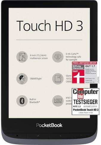 PocketBook eBook - Reader »Touch HD 3« kaufen