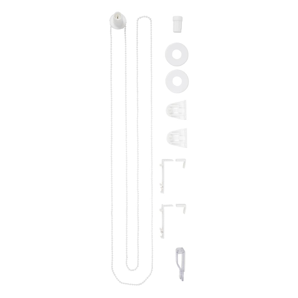 K-HOME Doppelrollo »Maringa Klemmfix«, Lichtschutz, ohne Bohren