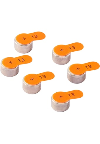 Intenso »Zink - Luft A13« Batterie (6 Stück) kaufen