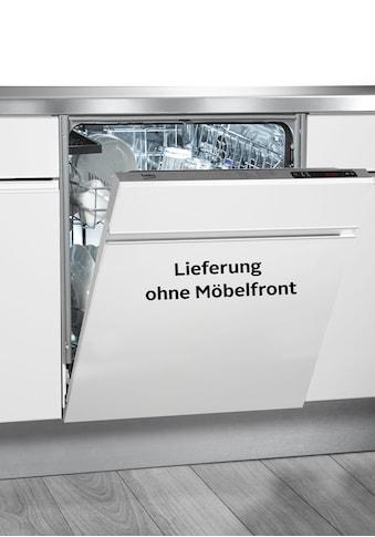 BEKO vollintegrierbarer Geschirrspüler DO55420, 9,5 Liter, 14 Maßgedecke kaufen