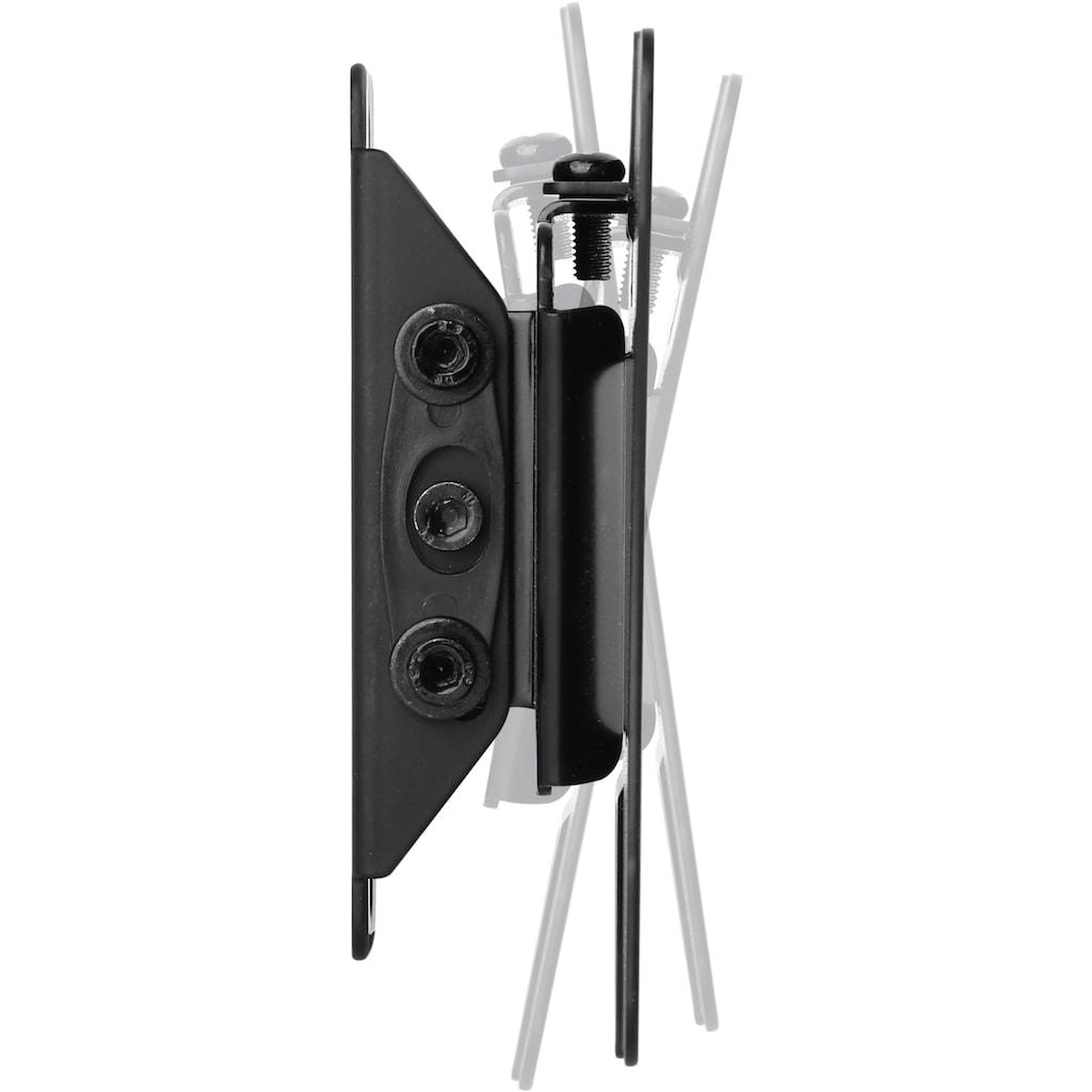 Schwaiger TV Wandhalterung neigbar mit 3.4 cm Wandabstand