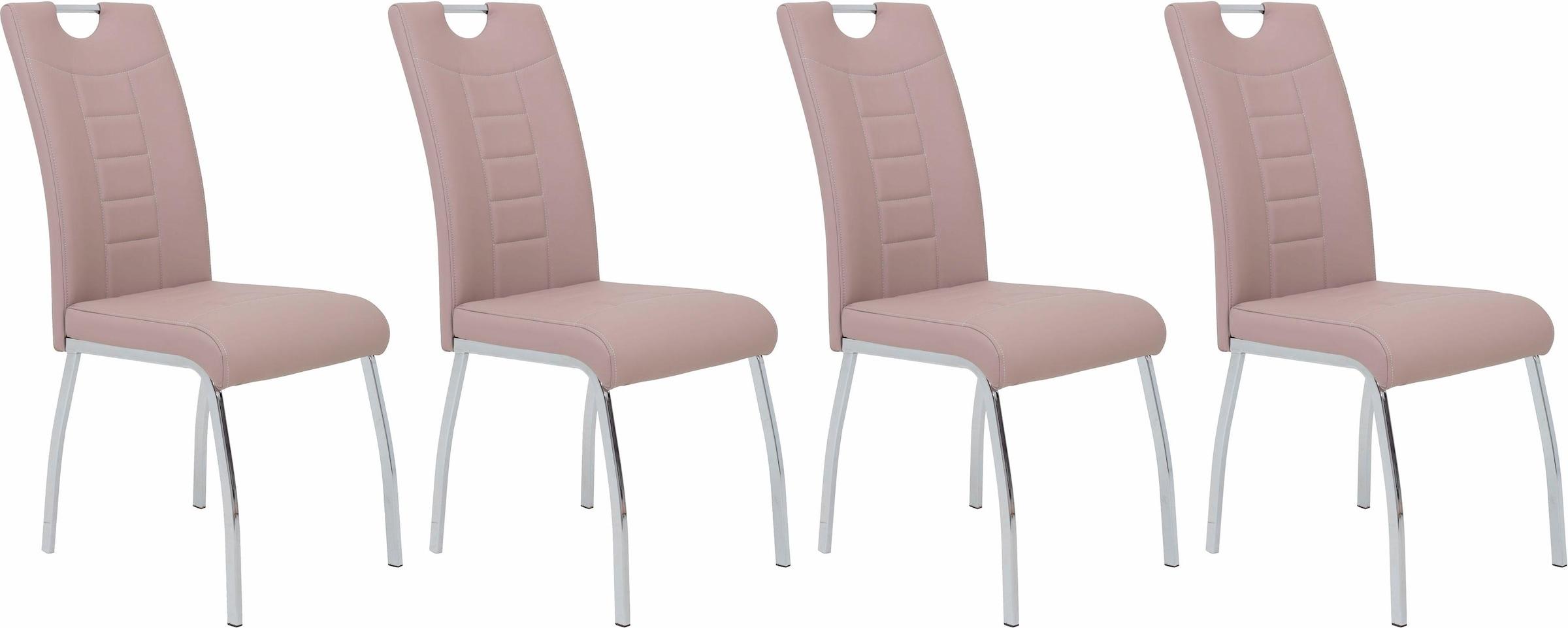 Verchromt Esszimmerstühle online kaufen | Möbel Suchmaschine