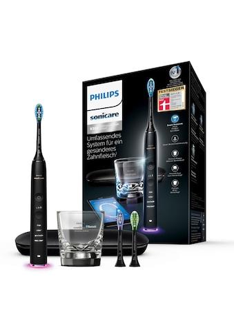 Philips Sonicare Elektrische Zahnbürste »HX9903/13«, 3 St. Aufsteckbürsten,... kaufen