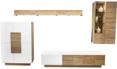 VOGLAUER Wohnwand »V - MONTANA« (Set, 4 - tlg) kaufen