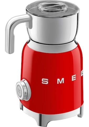 Smeg Milchaufschäumer »MFF01RDEU«, 500 W, Induktion kaufen