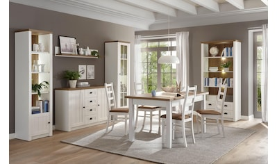 Home affaire Wohnwand »Beauvais« (Set, 4 - tlg) kaufen