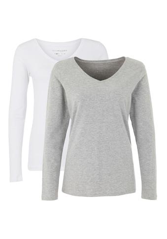 Deik & Dunes V - Shirt »Liva« kaufen