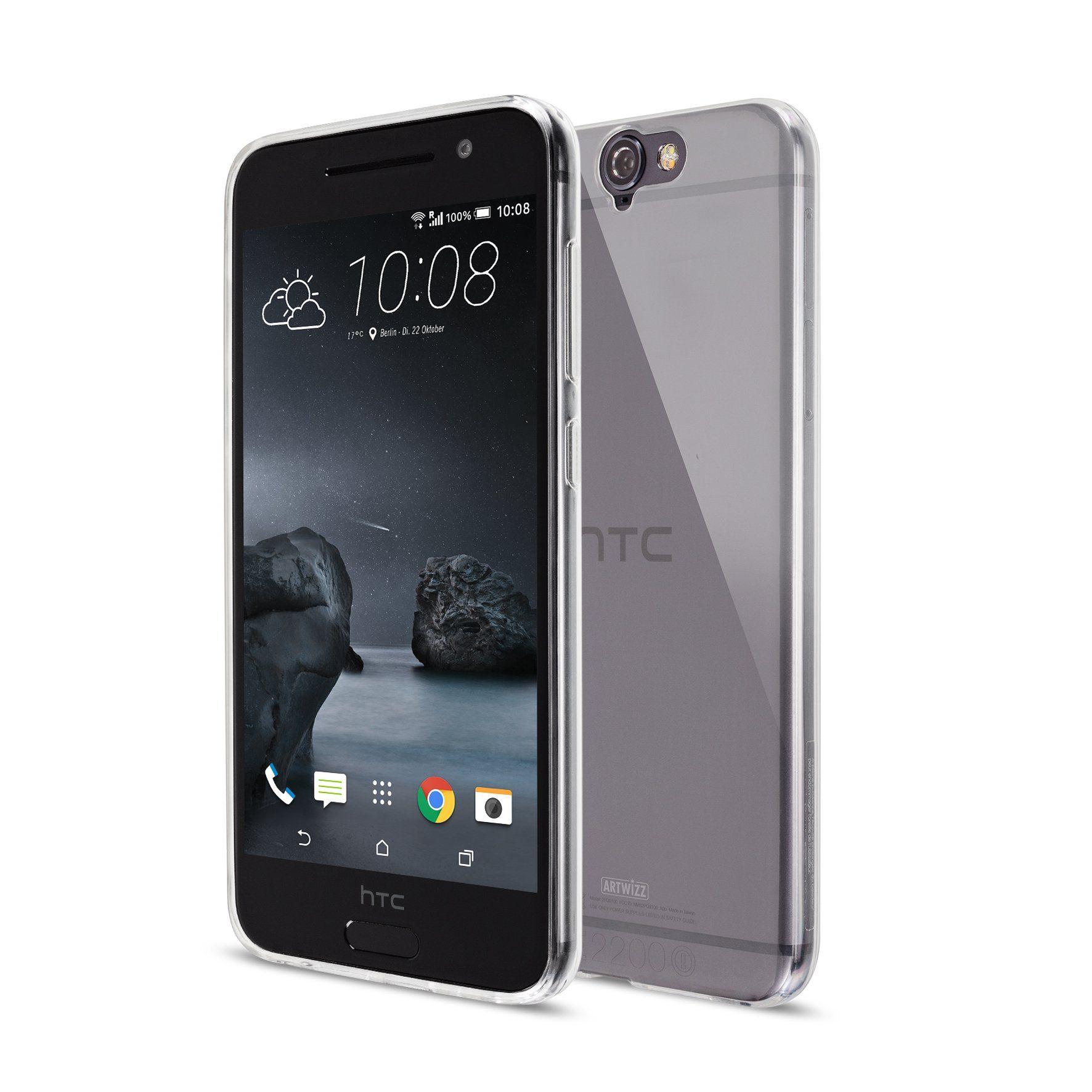 Artwizz Schlankes TPU Case. »NoCase for HTC One A9«