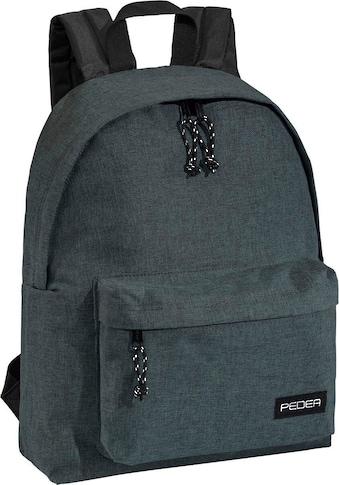 """PEDEA Laptoprucksack »Rucksack 13,3"""" (33,8cm) """"Style""""«, Notebookfach: 25 cm x 32,5 cm... kaufen"""