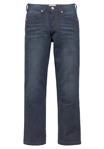 TOM TAILOR Polo Team Stretch-Jeans, reguar fit mit geradem Bein kaufen