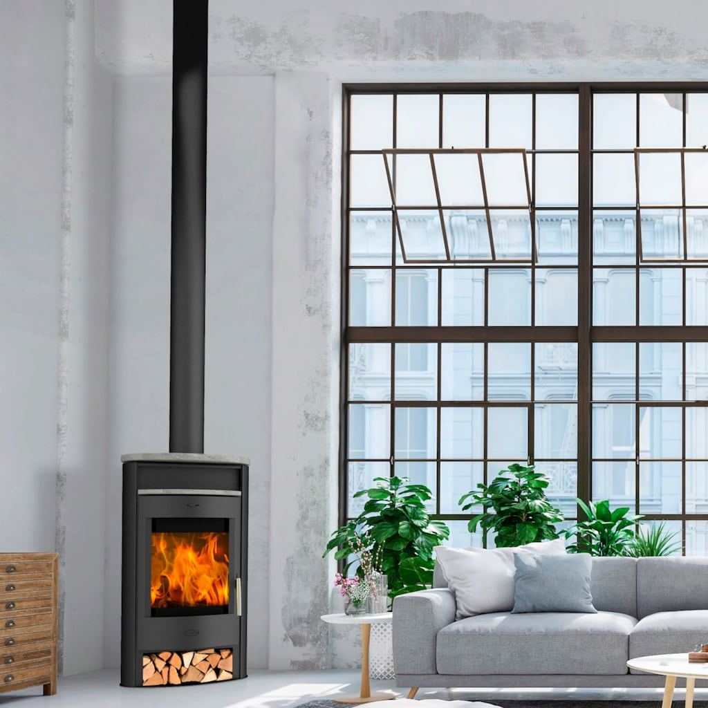 Fireplace Kaminofen »Jakarta Speckstein Top«