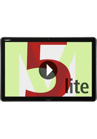"Huawei Tablet »Mediapad M5 Lite 10"" LTE 25,4 cm)« kaufen"