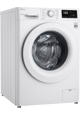 LG Waschmaschine »F14WM9EN0E«, F14WM9EN0E, 9 kg, 1400 U/min kaufen