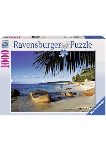 Ravensburger Puzzle »Unter Palmen«, Made in Germany, FSC® - schützt Wald - weltweit kaufen