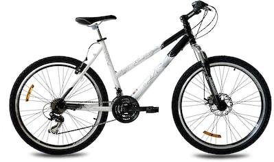 KCP Mountainbike »Evolution Lady«, 18 Gang, Shimano, Tourney RD-TY300-GS Schaltwerk,... kaufen