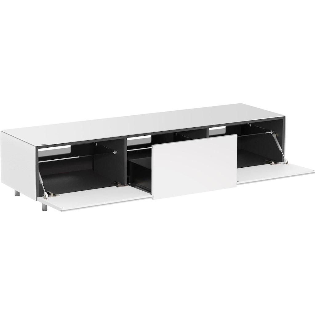 JUST by Spectral Lowboard »Just Racks«, JRL 1650T, Breite 165 cm, wahlweise mit Basis - oder TV-Paket