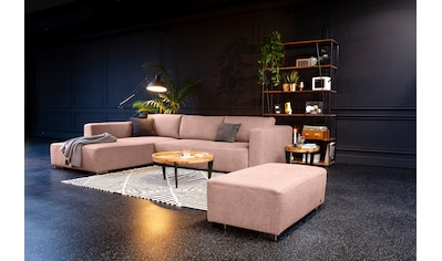 TOM TAILOR Ecksofa »HEAVEN STYLE M«, aus der COLORS COLLECTION, wahlweise mit Bettfunktion & Bettkasten kaufen