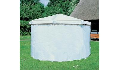 PROMADINO Wetterschutz , für Pavillon »Rosenheim«, weiß kaufen