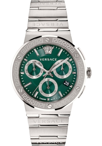 Versace Chronograph »GRECA LOGO CHRONO, VEZ900121« kaufen